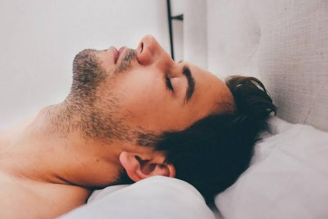 Deep sleep can calm anxious brain
