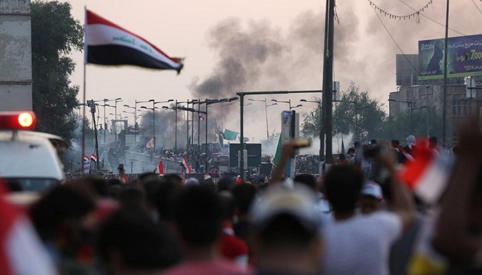 Clashes in southern Iraqi city of Karbala kill 2 protesters