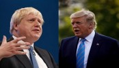 Donald Trump, UK PM Johnson discuss trade, NATO over phone