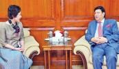 Dhaka seeks Bangkok's proactive role