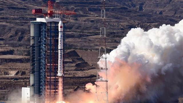 China launches Sudan's first ever satellite: official