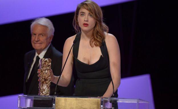 Adèle Haenel MeToo moment shocks French cinema