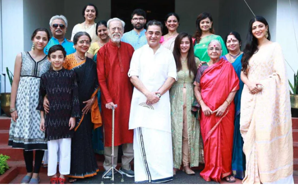 Kamal Haasan to unveil father's statue on his birthday