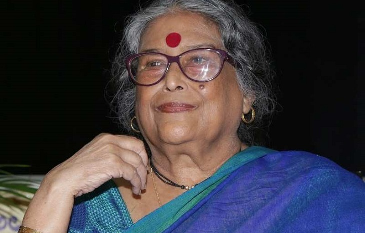 Writer and Padma Shri Awardee Nabaneeta Dev Sen Passes Away