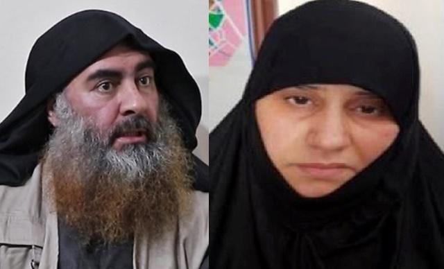 Wife of killed IS leader Abu Bakr al-Baghdadi captured, says Turkey