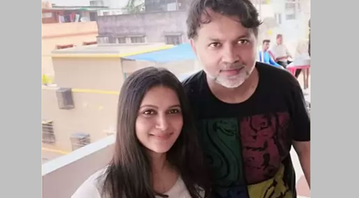 Indian director Srijit stands beside actress Mithila over photo leak