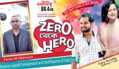 Firoz to appear in 'Zero Theke Hero' on Nov 14