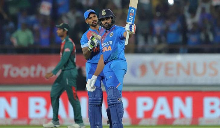 India take sweet revenge
