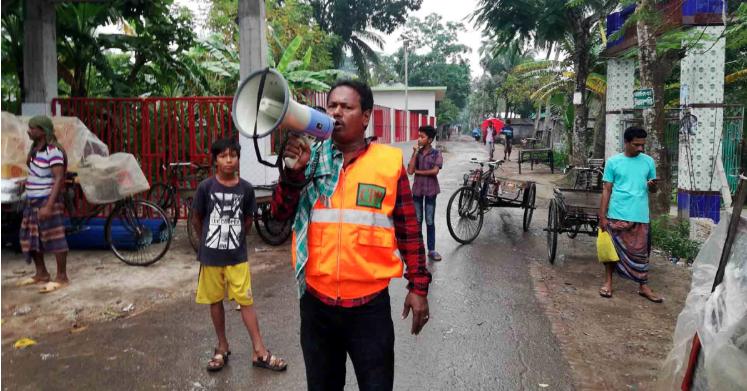 1,377 cyclone centres ready as cyclone 'Bulbul' moving closer to Bangladesh coast