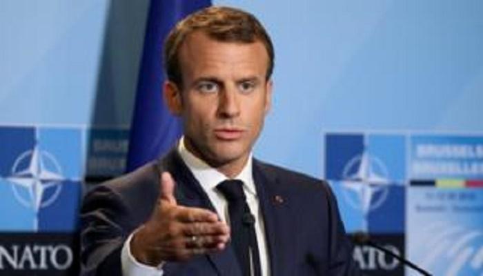 Nato alliance is brain death: Macron
