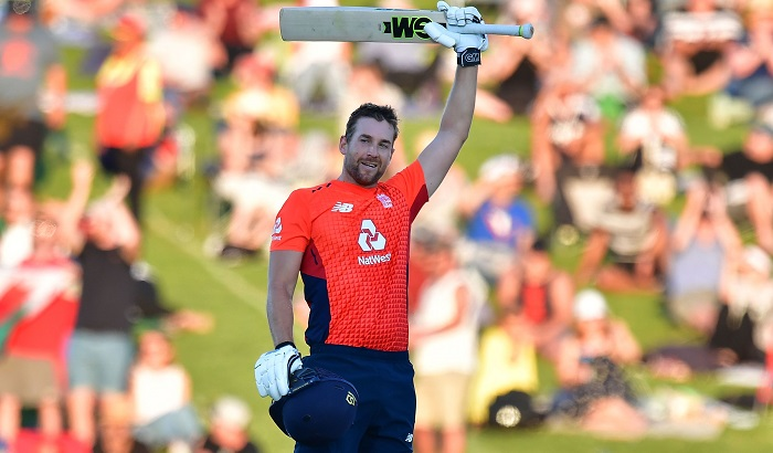 Century-maker Malan lifts England to record 241 in 4th New Zealand T20