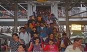 11 injured in stampede at Bardhaman station
