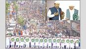 ARAST holds procession marking Eid-e-Miladunnabi