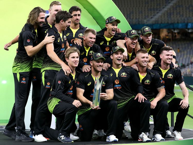Australia beats Pakistan by 10 wickets to win T20 series 2-0
