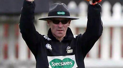 Fourth umpire for England-New Zealand T20I a former porn star