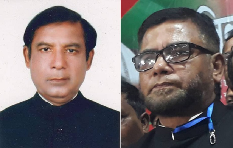 Mantu, Khasru new president, gen secy of Sramik League
