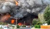Two dead in Australia bushfires