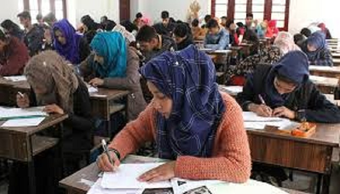 Exams of classes 5 to 9 postponed in Kashmir