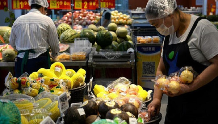 Chinese inflation hits highest rate since 2012