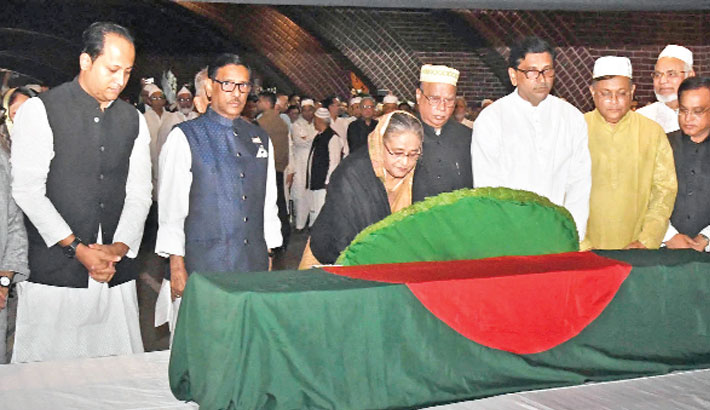 Lawmaker Badal laid to eternal rest