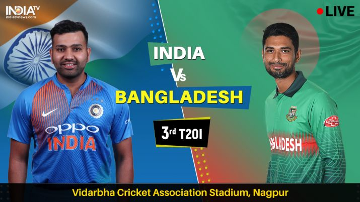 India, Bangladesh face off in series decider