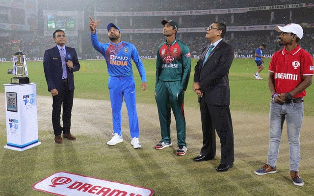 Bangladesh ask India to bat first in series decider