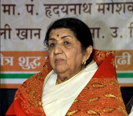 Singing Legend Lata Mangeshkar  hospitalised in Mumbai