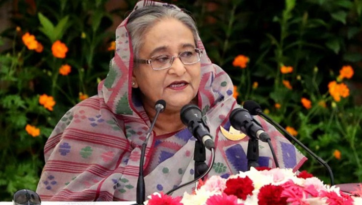 Rohingyas threat to national, regional security, says Prime Minister