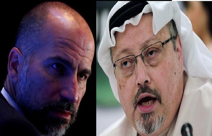 Uber CEO called Jamal Khashoggi's murder a 'mistake'