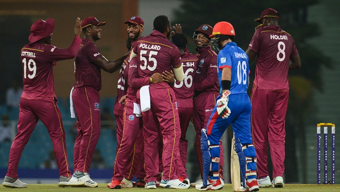 West Indies win toss, opt to bowl in third Afghanistan ODI