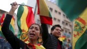Bolivian President Evo Morales resigns amid fraud poll protests