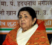 Singing Legend Lata Mangeshkar  hospitalised in Mumbai