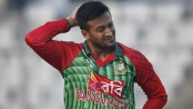 Shakib's name not included in ICC's latest T20 ranking