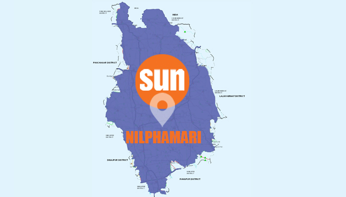 Woman killed in Nilphamari road accident