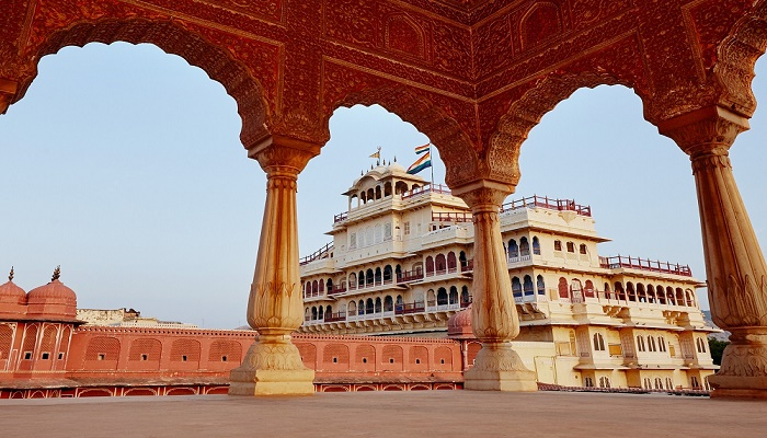 Section of Jaipur's City Palace goes on Airbnb