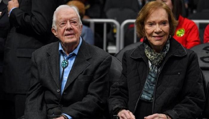 Ex-US President Jimmy Carter in hospital for brain procedure