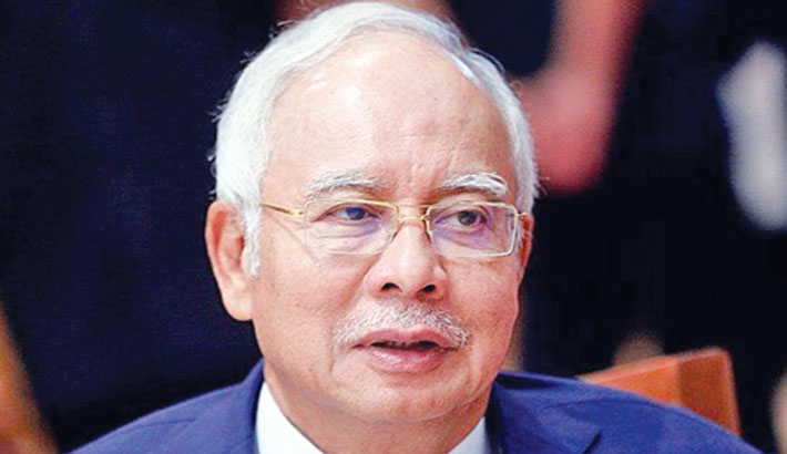 Malaysian ex-PM Najib's first 1MDB trial to proceed