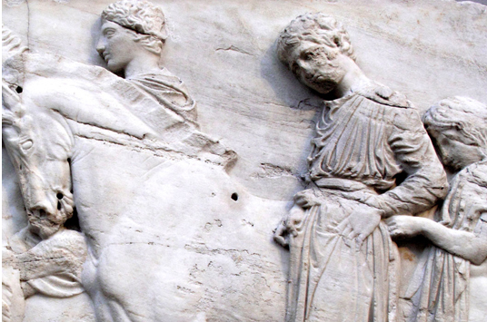 Xi urges Britain to return Parthenon Marbles to Greece