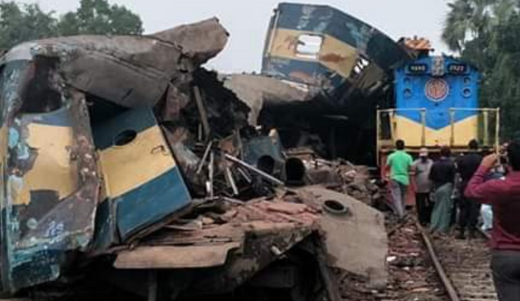 Two drivers, a guard suspended over Brahmanbaria train accident