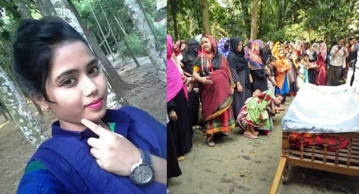 Brahmanbaria train accident: Life of a meritorious girl cut short