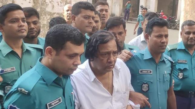 DSCC councillor Monju sent to jail