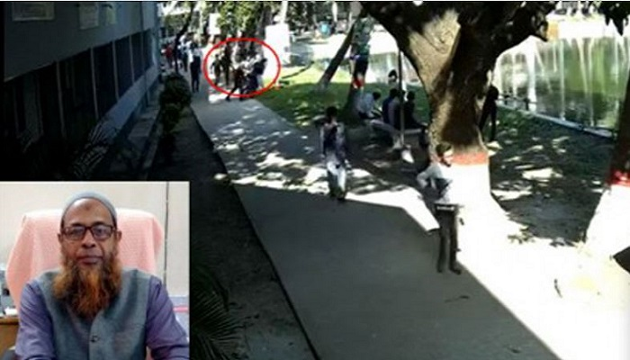 Four more arrested over throwing Rajshahi Polytechnic principal into pond