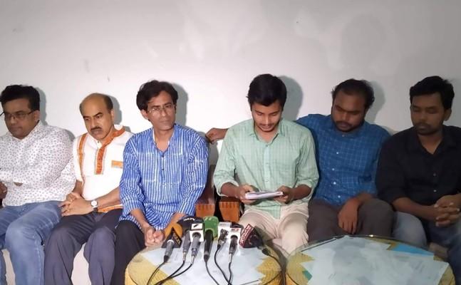 Seven-day ultimatum to remove JU VC