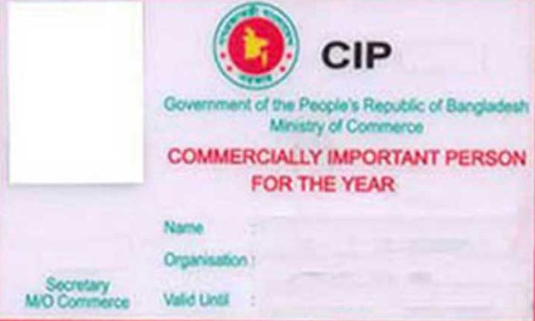 48 entrepreneurs of industrial sector to get CIP cards
