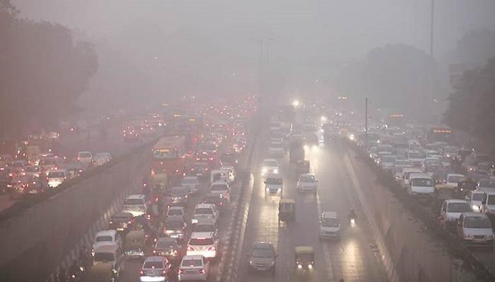 Delhi's air