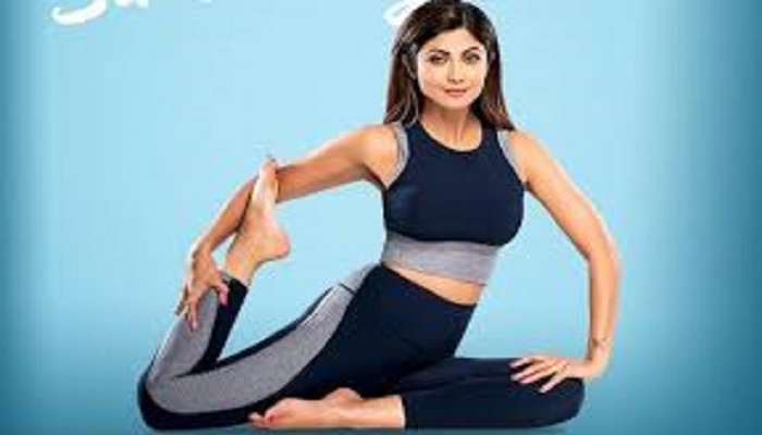 Get fitness inspiration from Shilpa Shetty