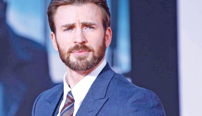 I'm always looking for a way out of acting: Chris Evans