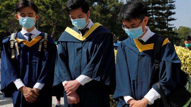 Hong Kong suspends schools, kindergartens amid escalating protests