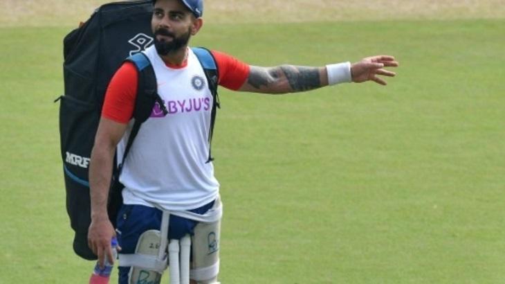 Kohli hails courageous Maxwell for taking mental health break