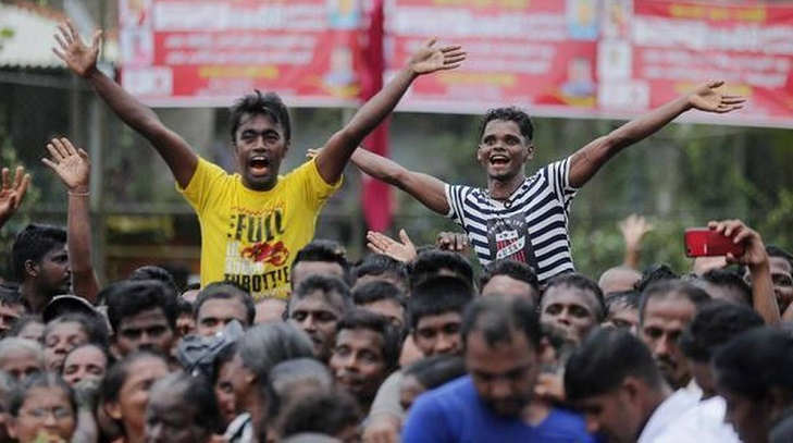 Sri Lanka steps up security for final vote rallies